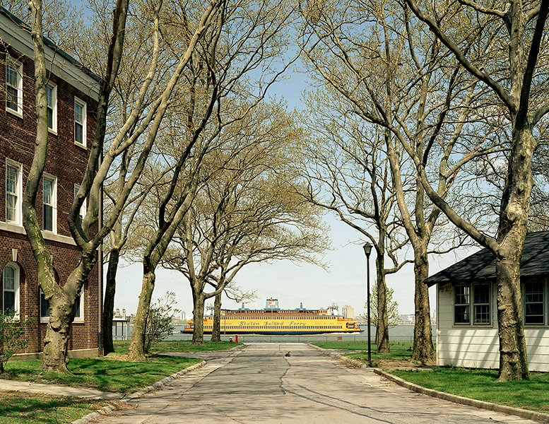 Clayton Road, Governors Island