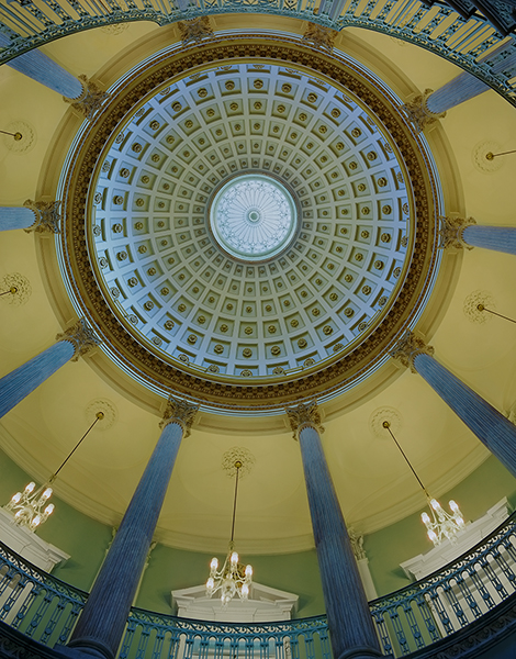 Dome, City Hall