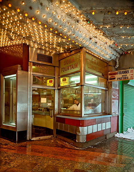 Grand Luncheonette, 42nd Street