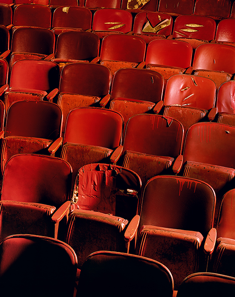 Red Chairs, Selwyn Theater