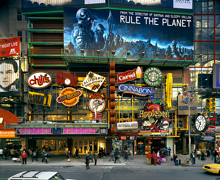 Rule The Planet, 42nd Street