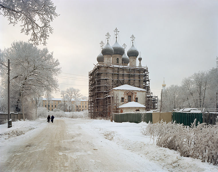 Abandoned church, Vologda